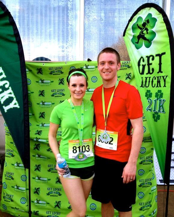 Get Lucky 21k (Half Marathon)