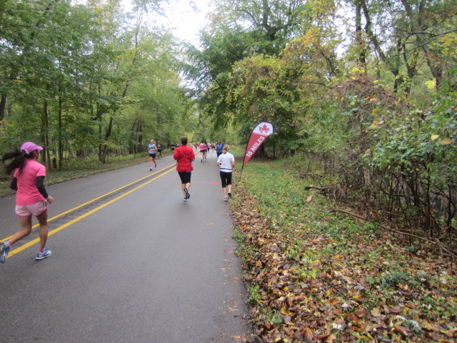 Grand Rapids Marathon-Oct. 2011