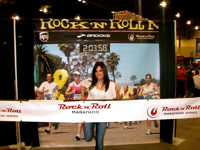 RnR Arizona Marathon Expo