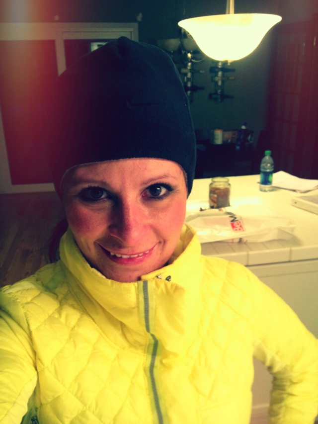 Thank goodness I have some great running jackets to keep me comfy and motivated on my cold runs!