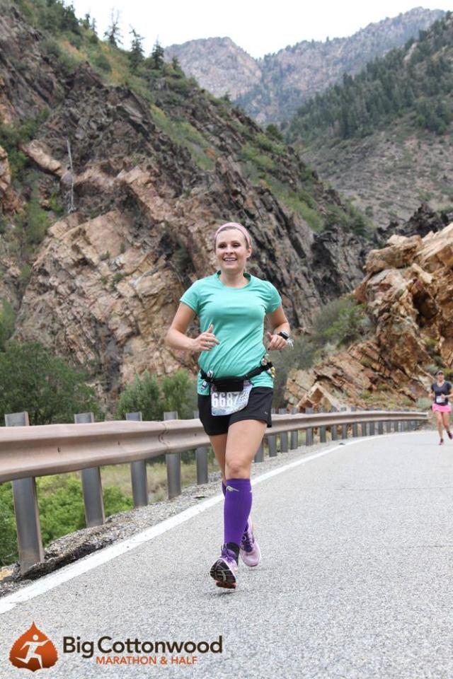 Big Cottonwood Marathon 11