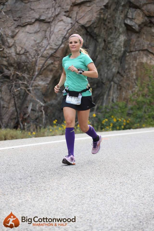 Big Cottonwood Marathon 13
