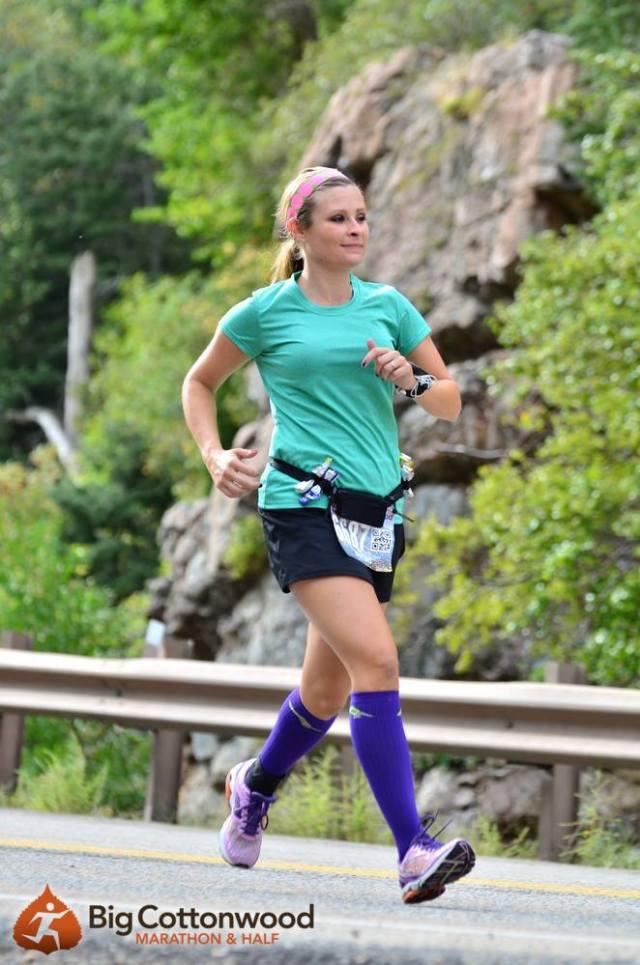 Big Cottonwood Marathon 2