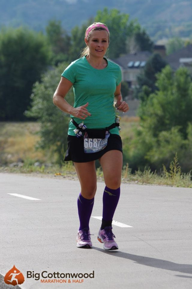 Big Cottonwood Marathon 4
