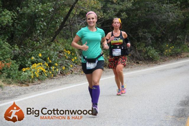 Big Cottonwood Marathon 8