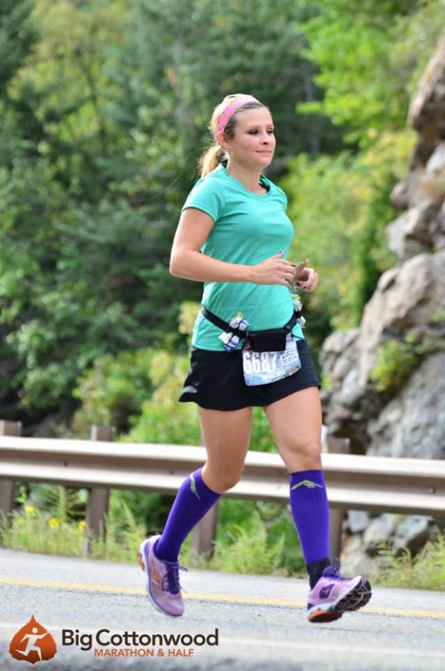 Big Cottonwood Marathon